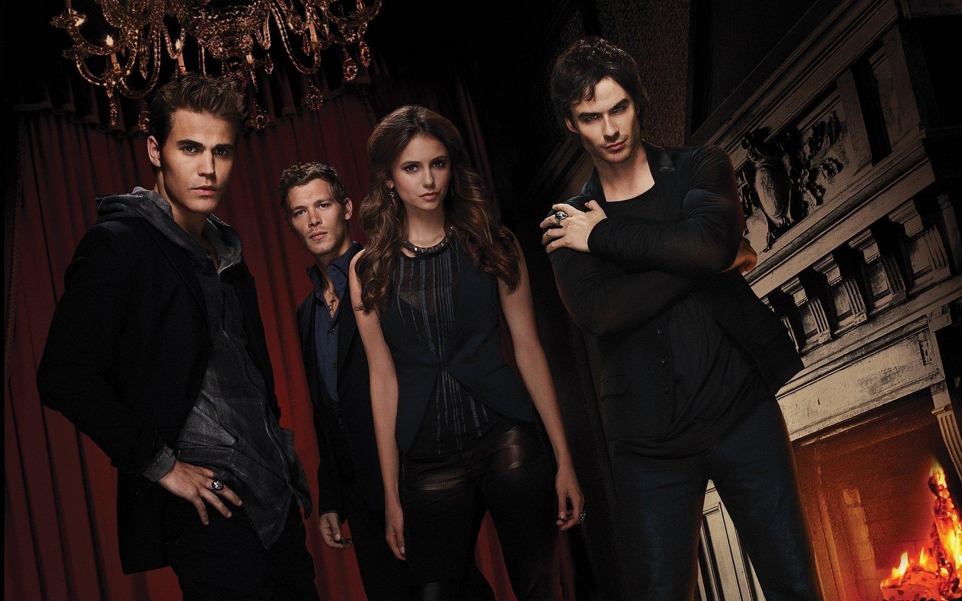 Скачать книгу дневники вампира 7 сезон