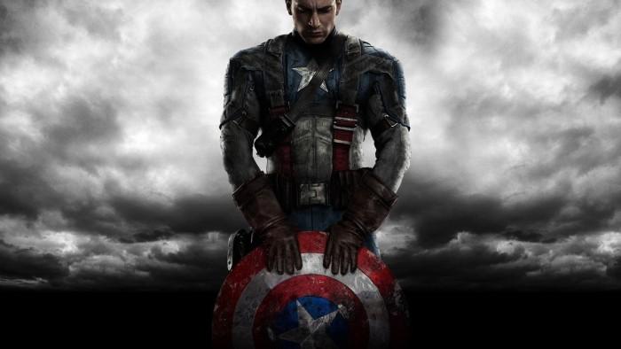 Первый Мститель 3 (капитан америка)