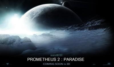 Прометей 2: Рай (2018): сюжет, актерский состав и фото