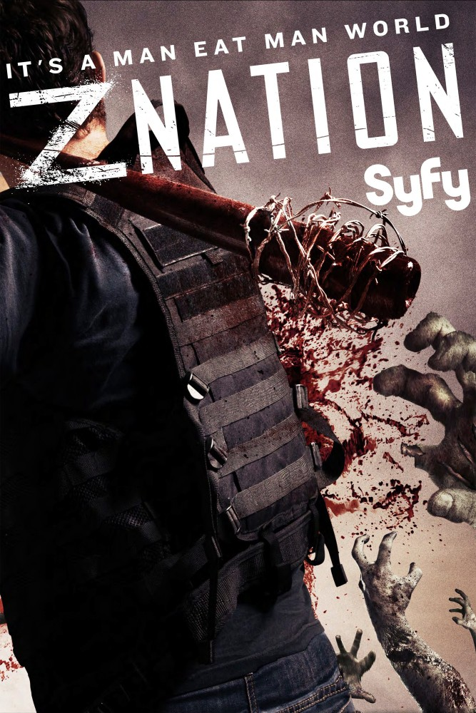 Нация Z 3 сезон