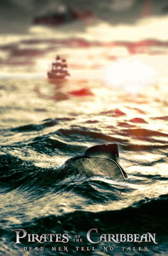 Пираты Карибского моря 5
