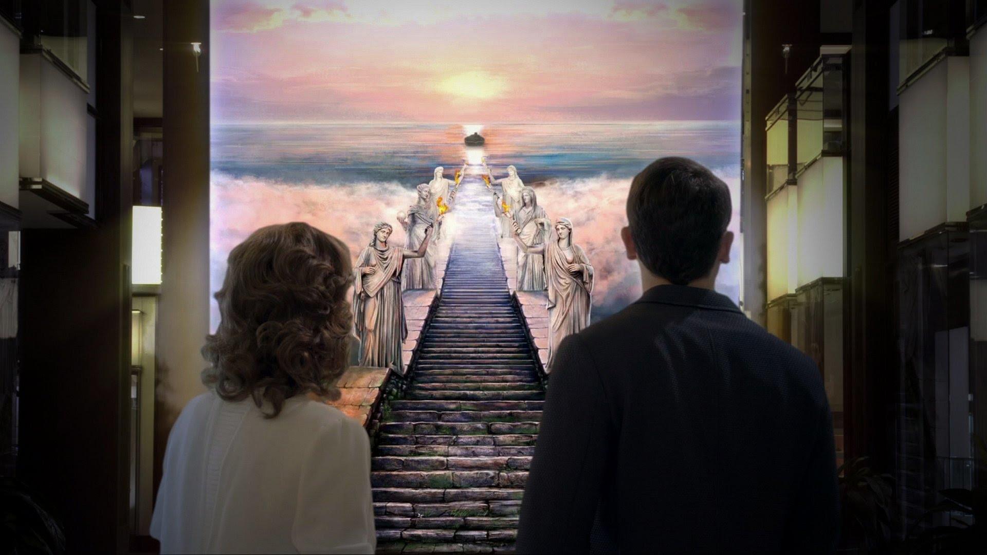 Что будет в 25 серии лестница в небеса