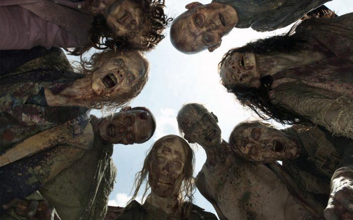 Ходячие мертвецы 8 сезон