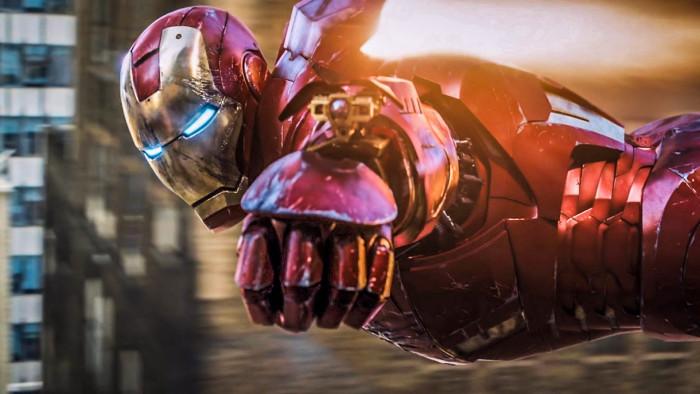 Железный человек 4
