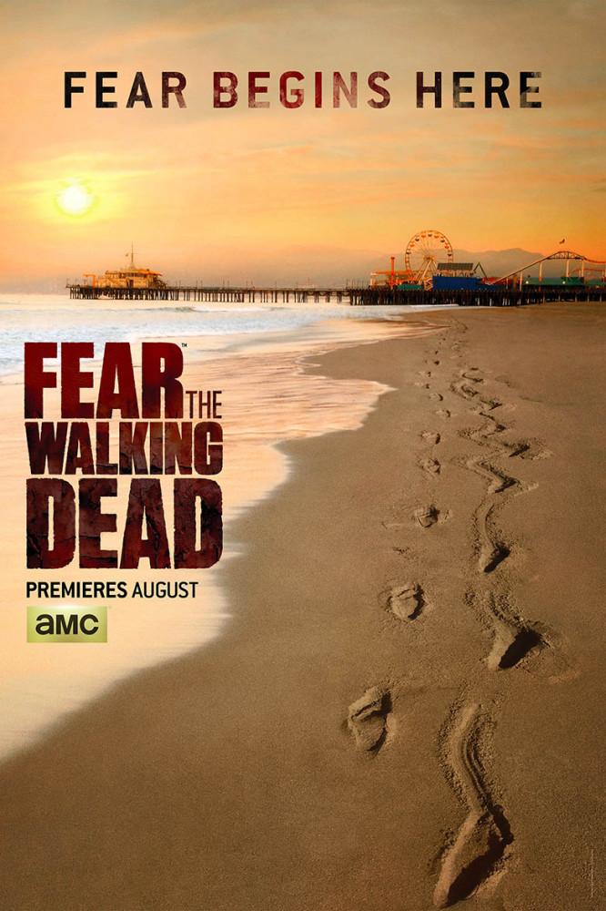 Бойтесь ходячих мертвецов 2 сезон