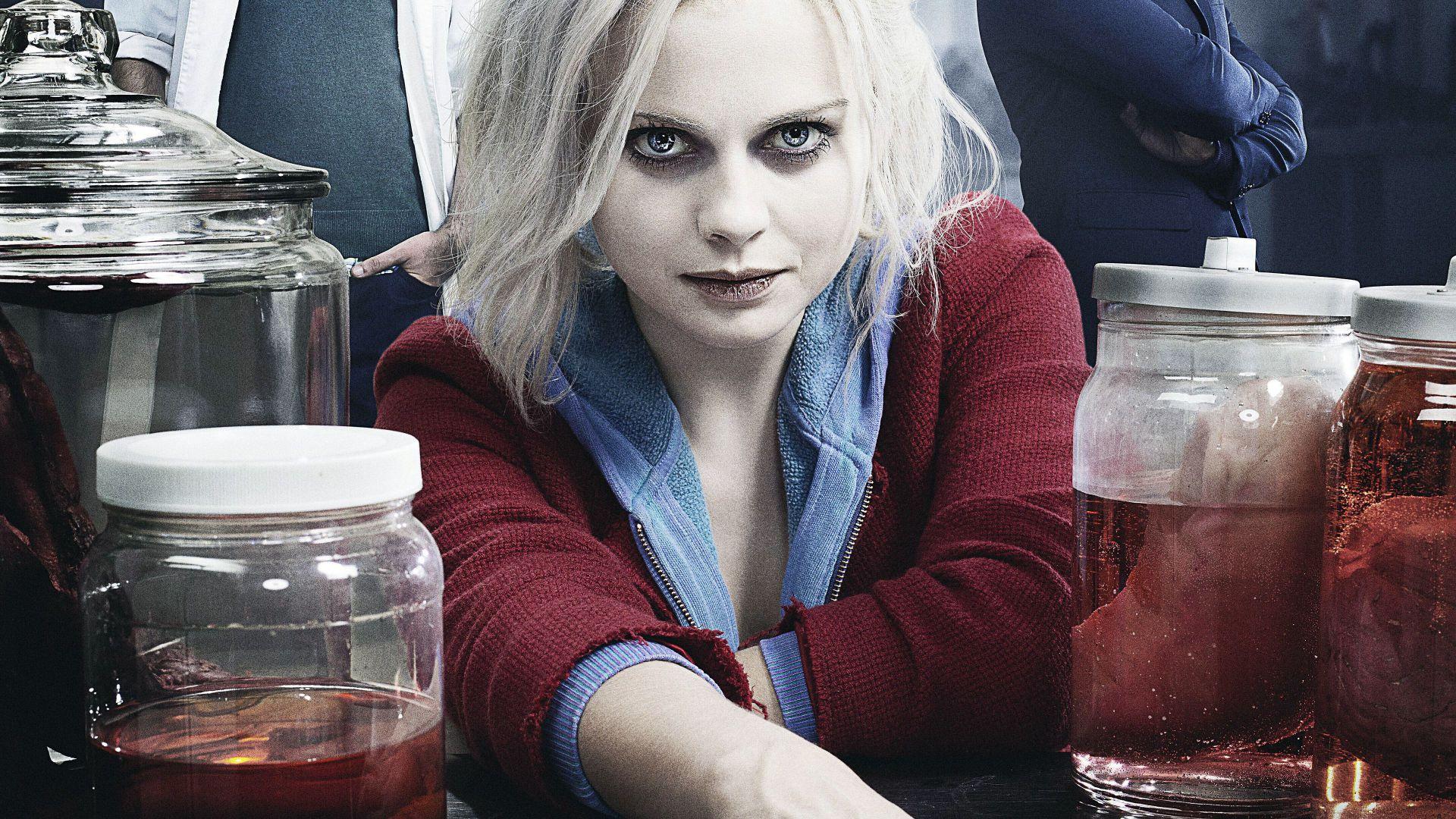 картинки из сериала я-зомби