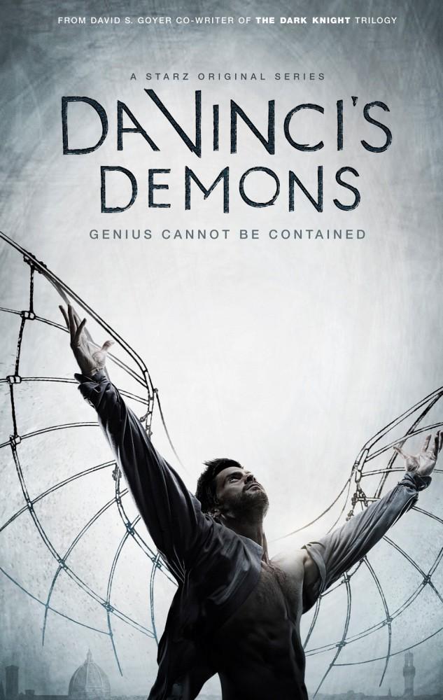 Демоны да Винчи 4 сезон