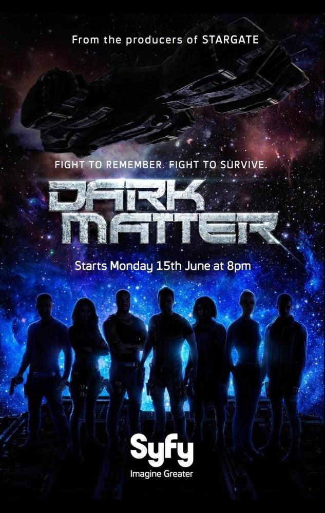 Темная материя 2 сезон