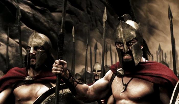 300 спартанцев 3