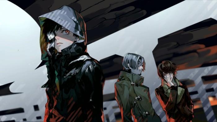 Токийский гуль 3 сезон