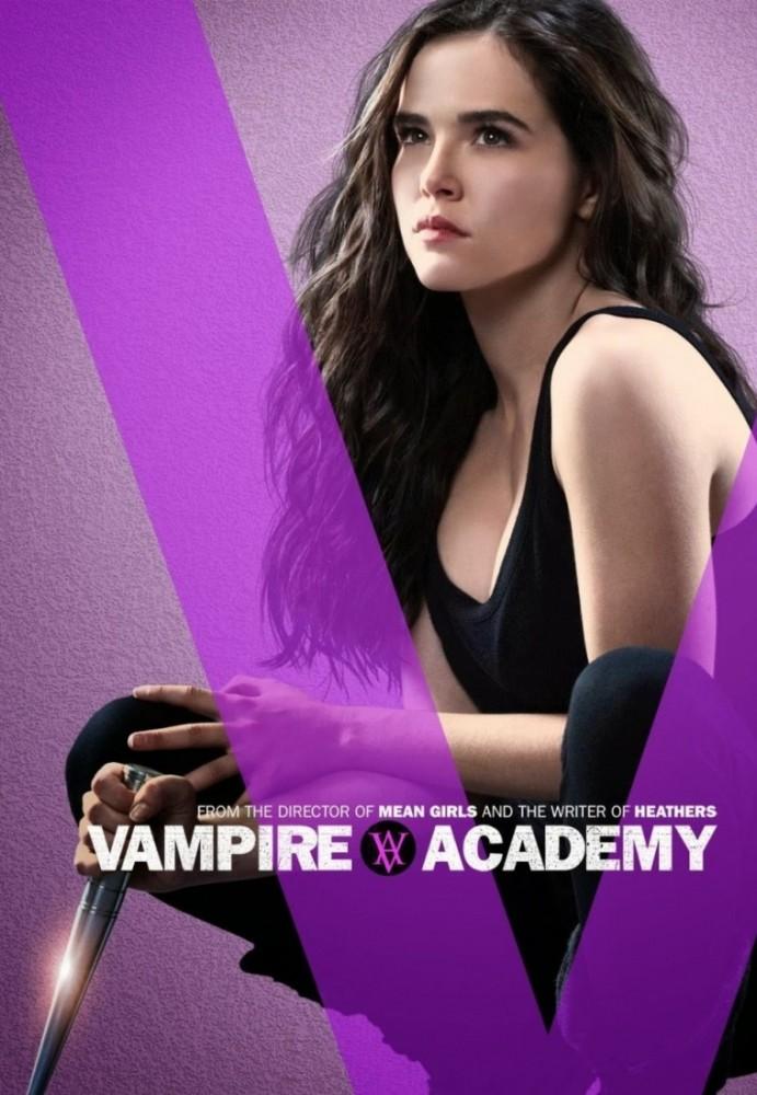 Академия вампиров 2
