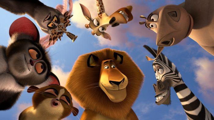 Мадагаскар 4