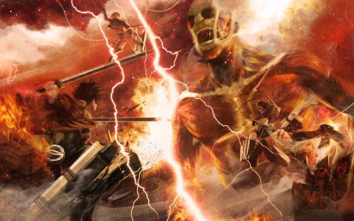 Атака титанов 4 сезон дата выхода