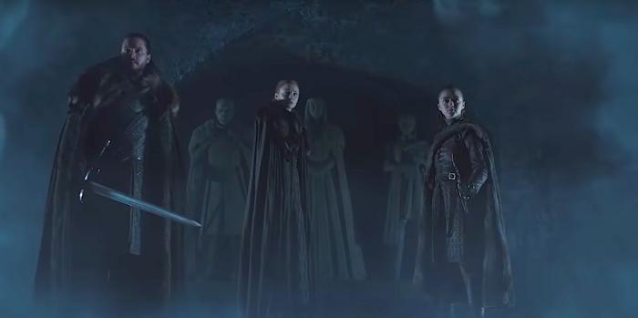 Игра престолов 8 сезон дата выхода