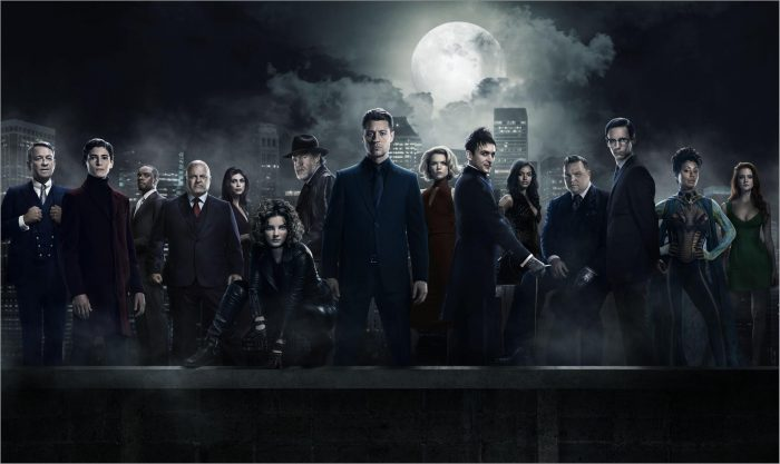 Готэм 6 сезон дата выхода