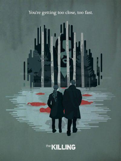 убийство - постер
